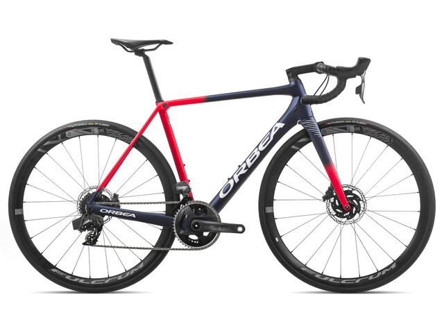 ORBEA Orca M21eTeam-D blue/red